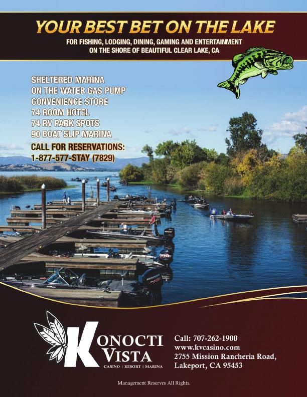 Bass Tournament Sponsors - Sonoma County Deputy Sheriffs